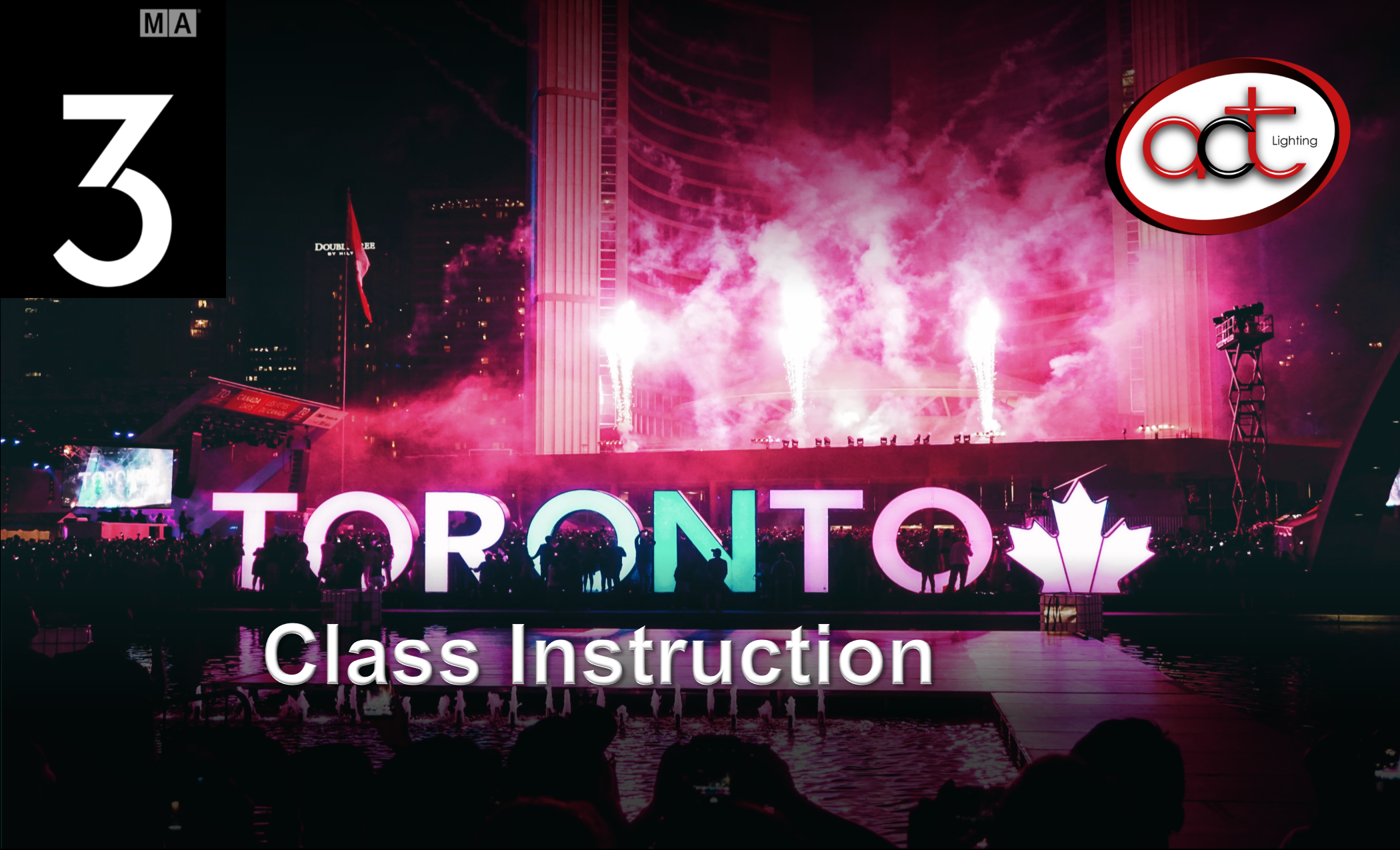 Toronto - Class Instruction