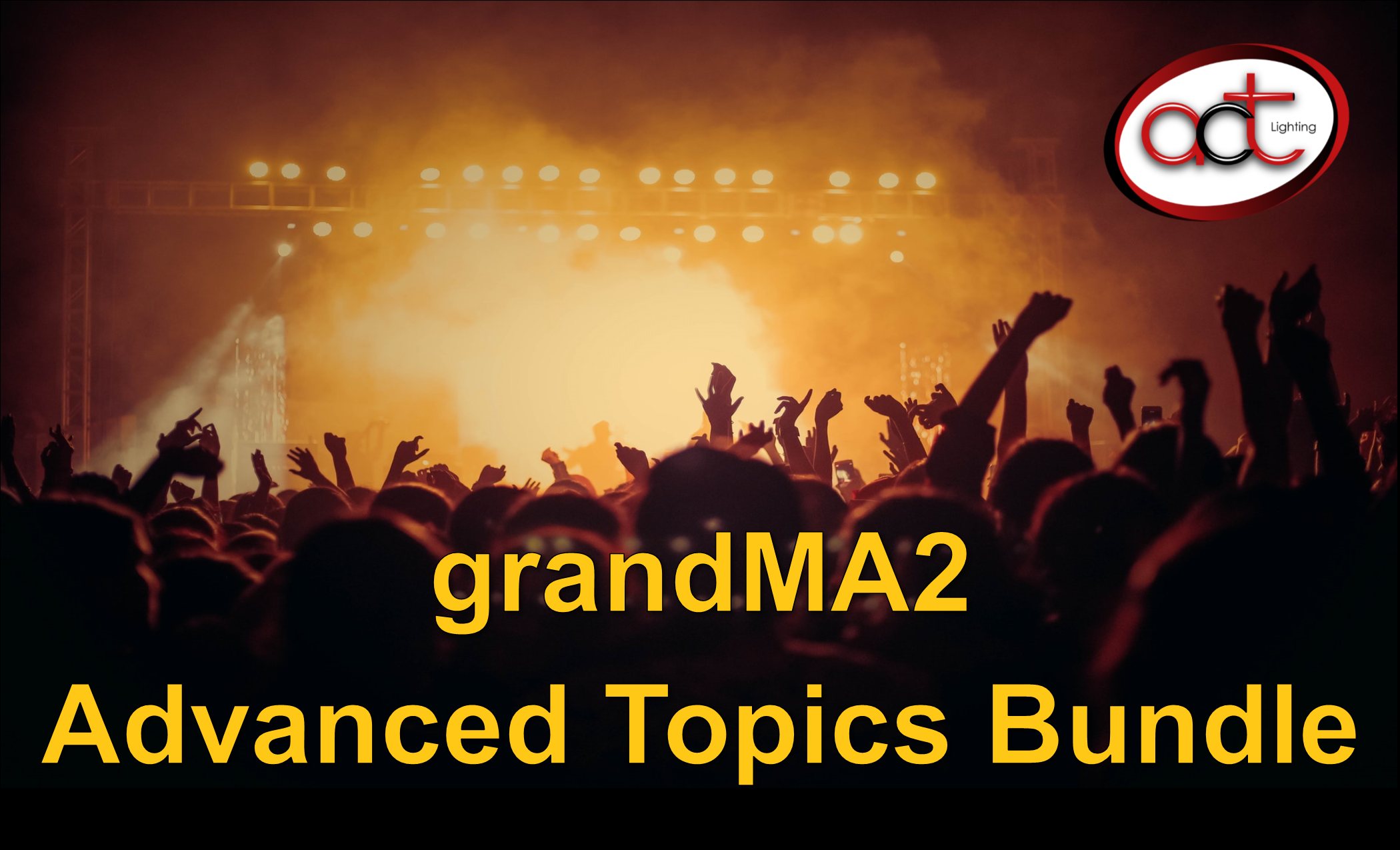 grandMA2 Advanced Topics Bundle