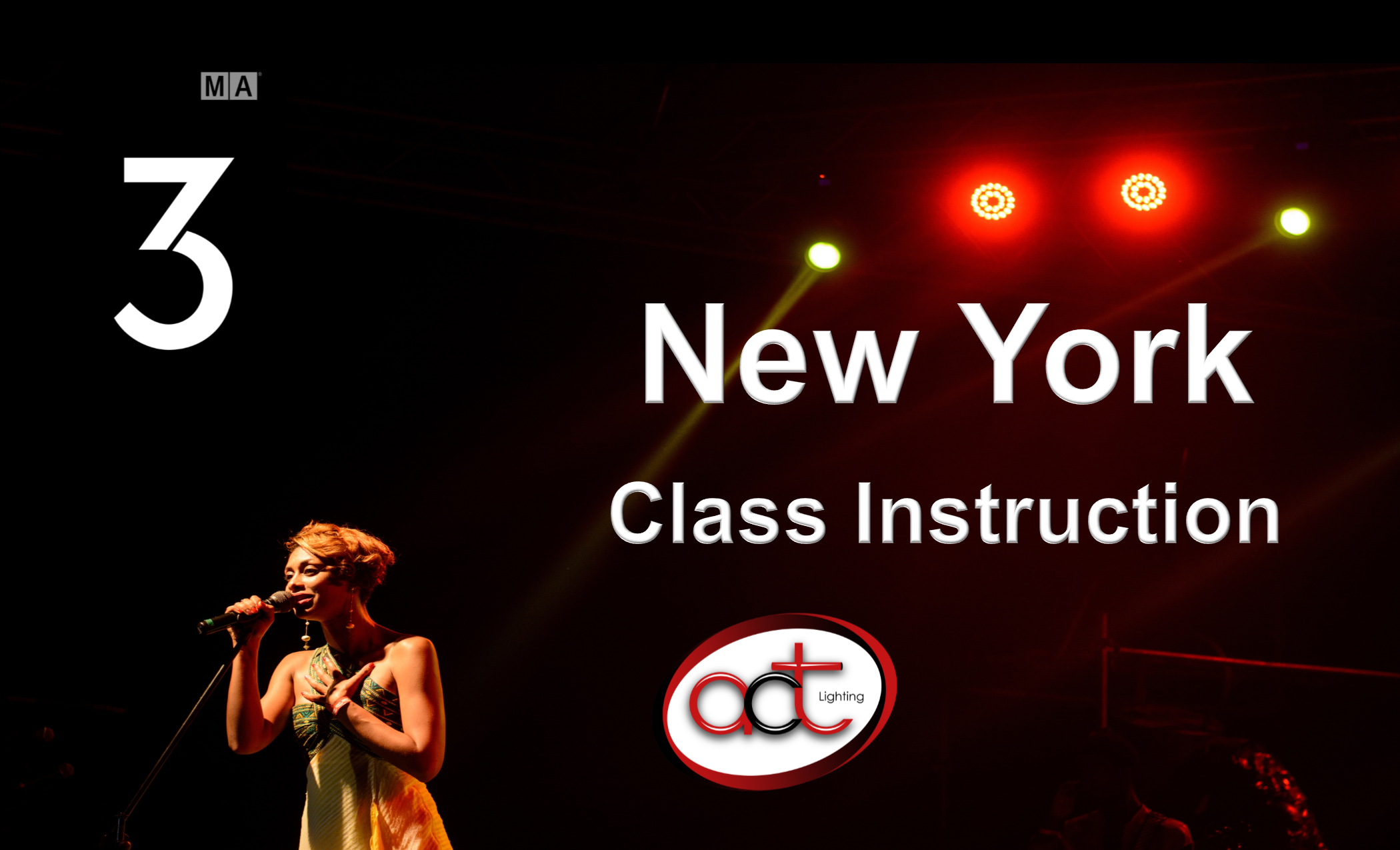 New York - Class Instruction