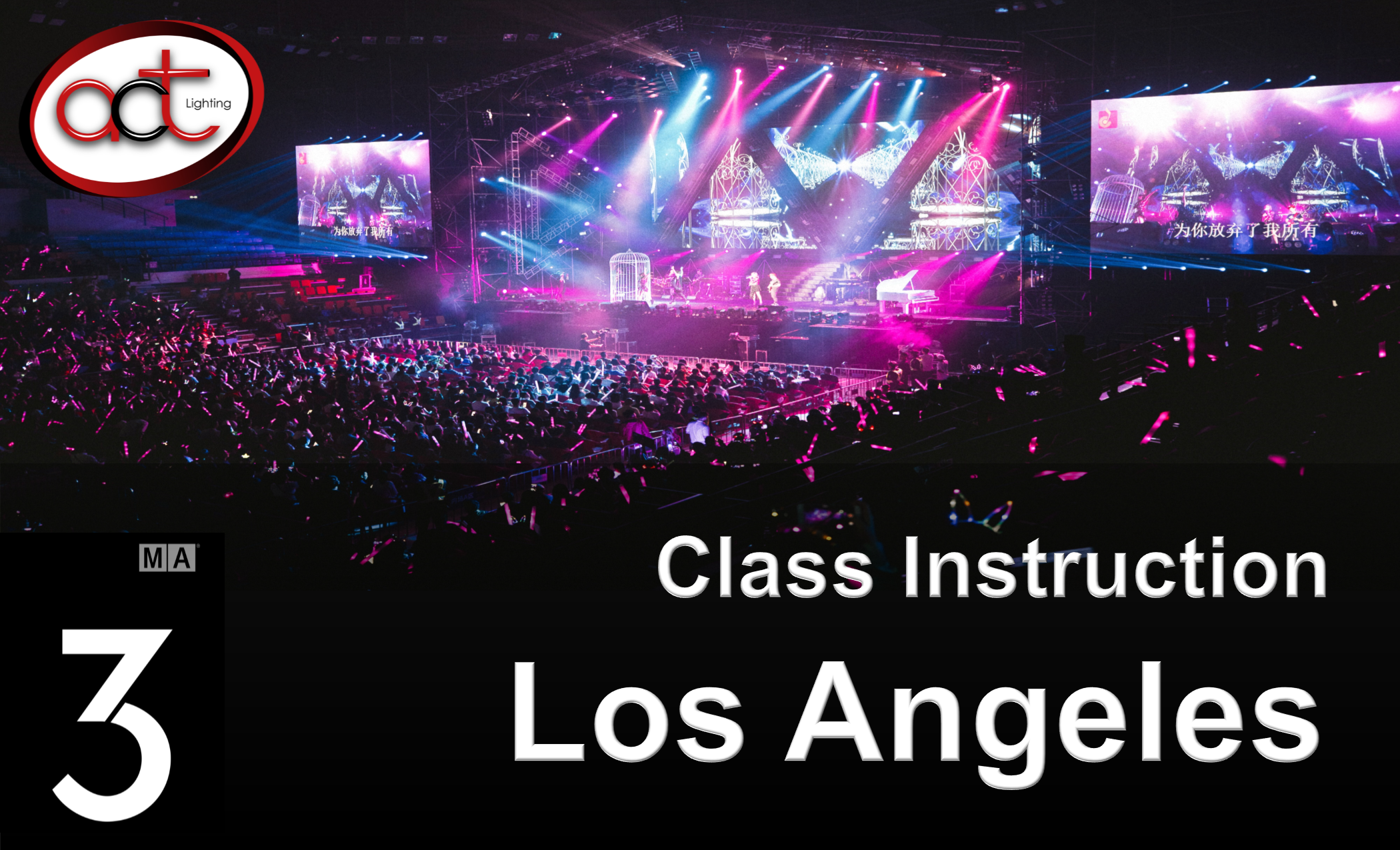 Los Angeles - Class Instruction