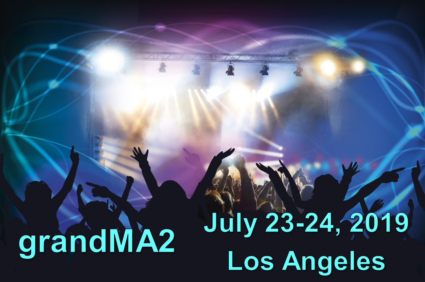 grandMA2 Class - July 23-24, 2019 - Los Angeles - SOLD OUT