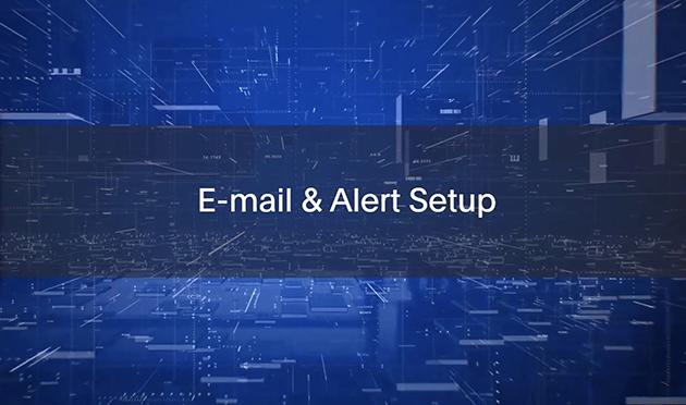 Emails & Alerts