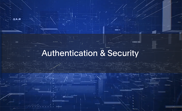 Authentication & Security