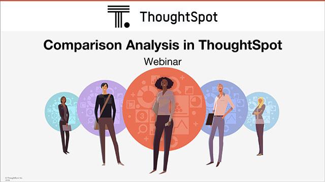 Webinar: Comparison Analysis with Versus