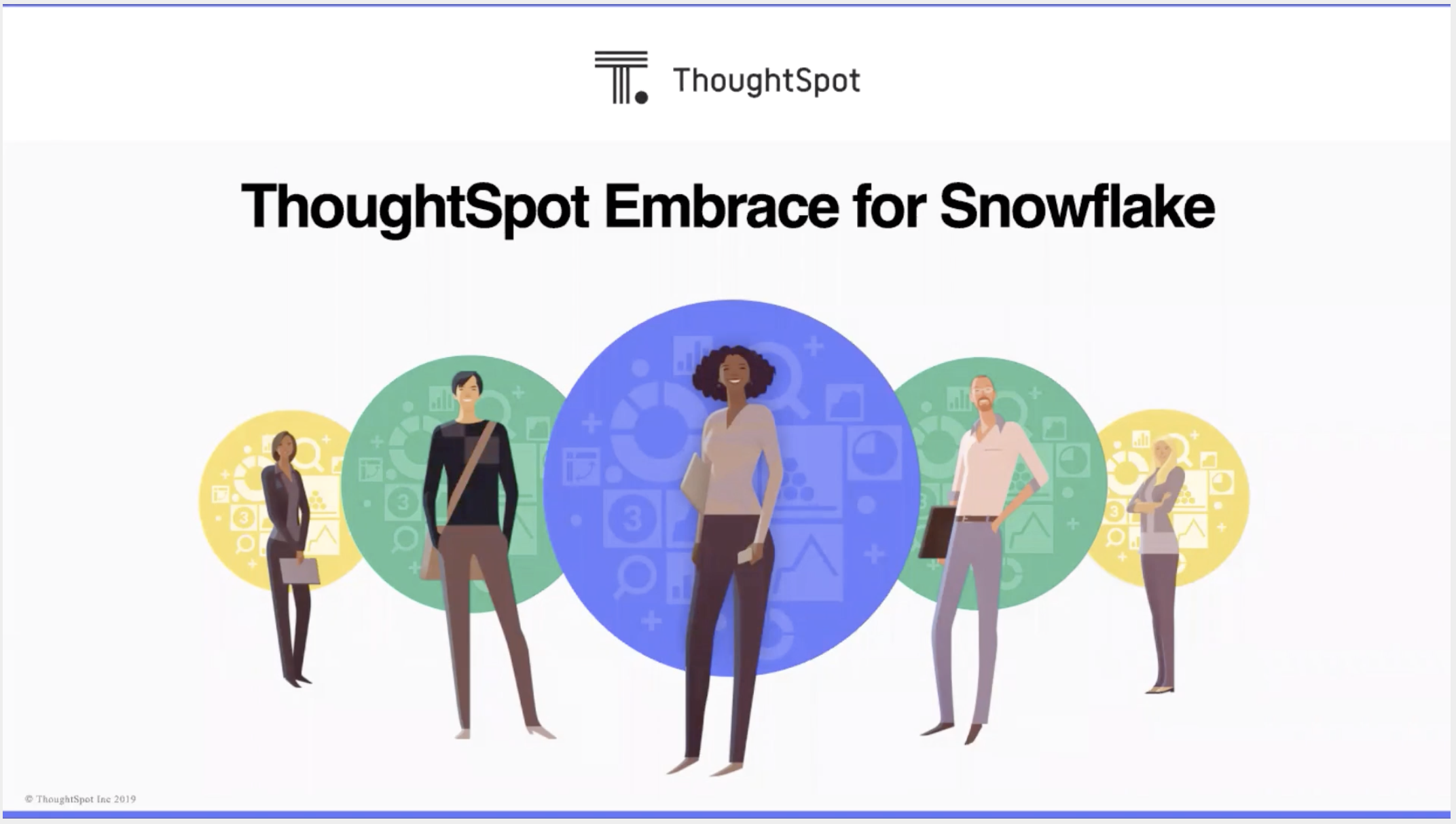 ThoughtSpot Embrace for Snowflake