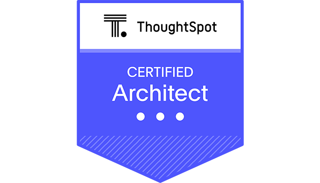 ThoughtSpot Architect Certification