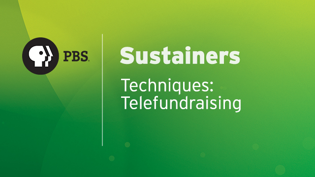 TEC03 - Telefundraising
