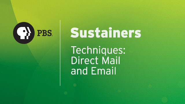 Direct Mail and Email