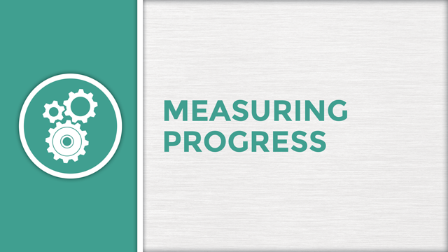 Measuring Progress