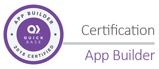CB05: 2018 Certification - App Builder