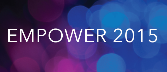 EF01: Quick Base EMPOWER2015