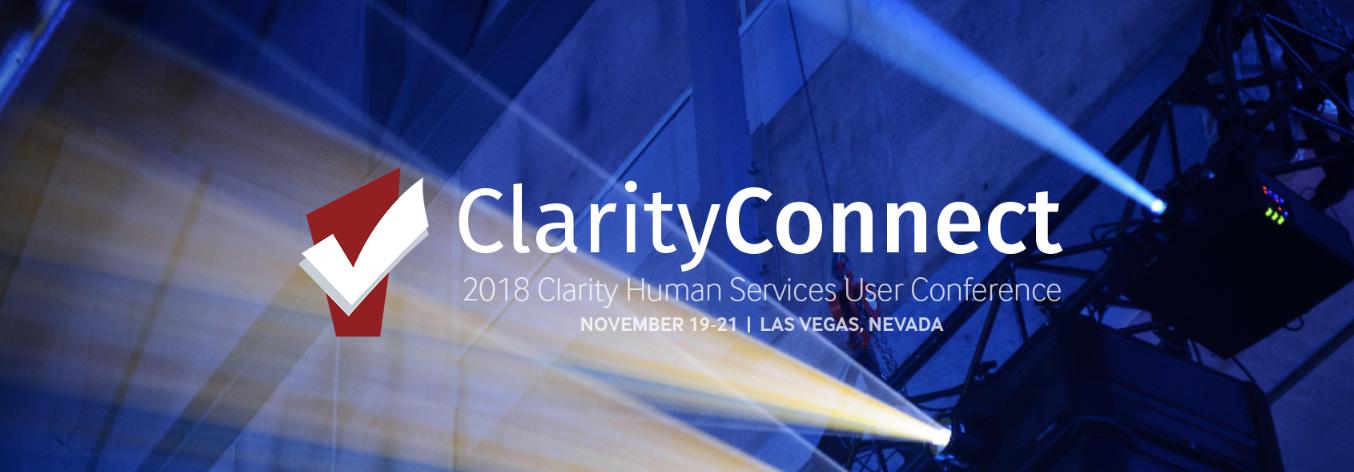 Clarity Connect 2018: Data Analysis - Advanced Data Analysis Training