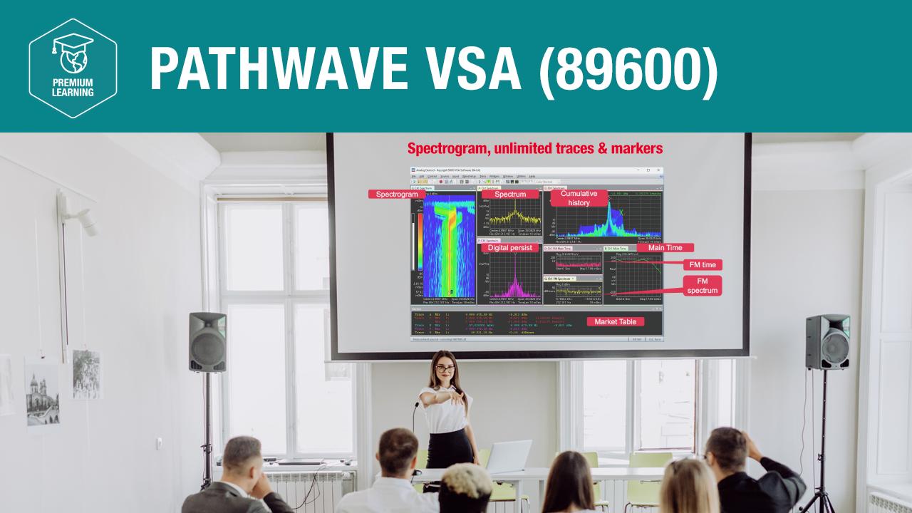 Pathwave VSA (89600)—Premium Learning