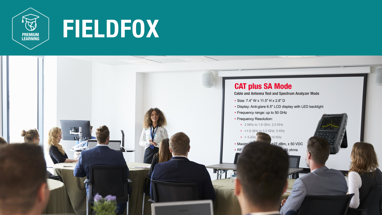 FieldFox—Premium Learning