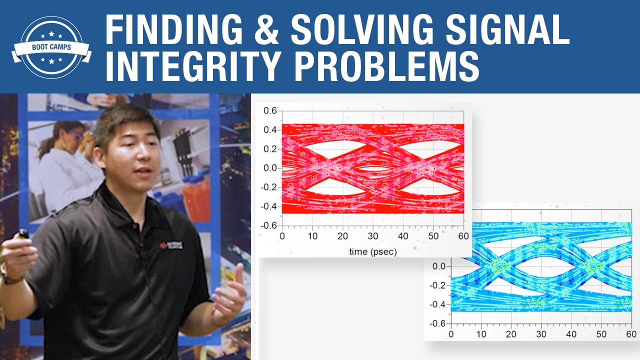 Finding and Solving Signal Integrity Problems