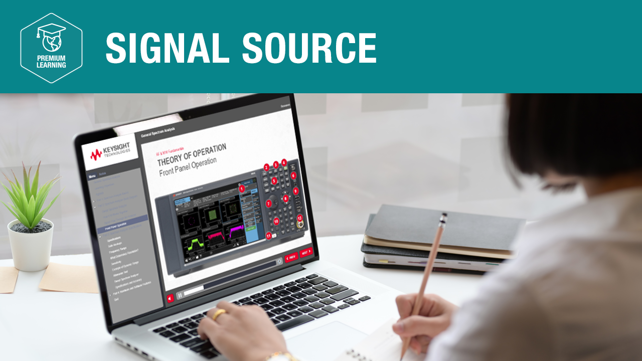 Signal Source—Premium Learning