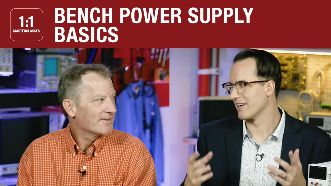 Bench Power Supply Basics (EB)