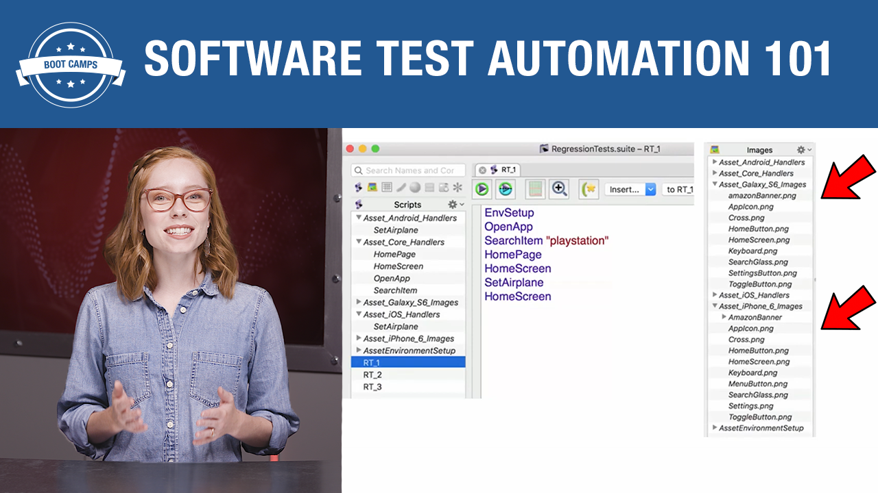 Software Test Automation 101