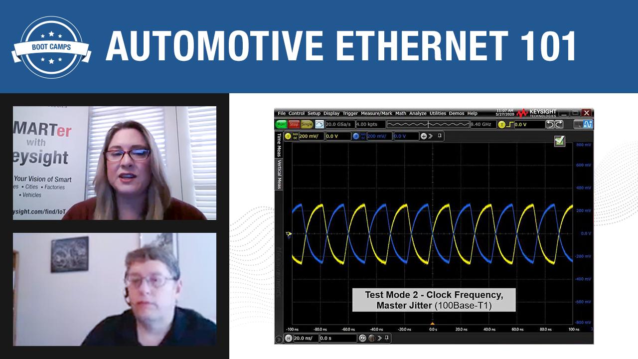 Automotive Ethernet 101 (EB)