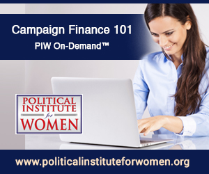 Campaign Finance 101 | PIW On-Demand™