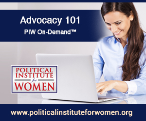 Advocacy 101 | PIW On-Demand™