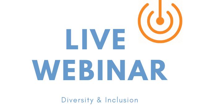 April 30th   Diversity & Inclusion