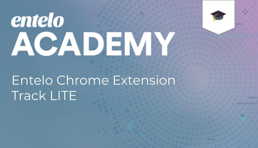 Entelo LITE Chrome Extension