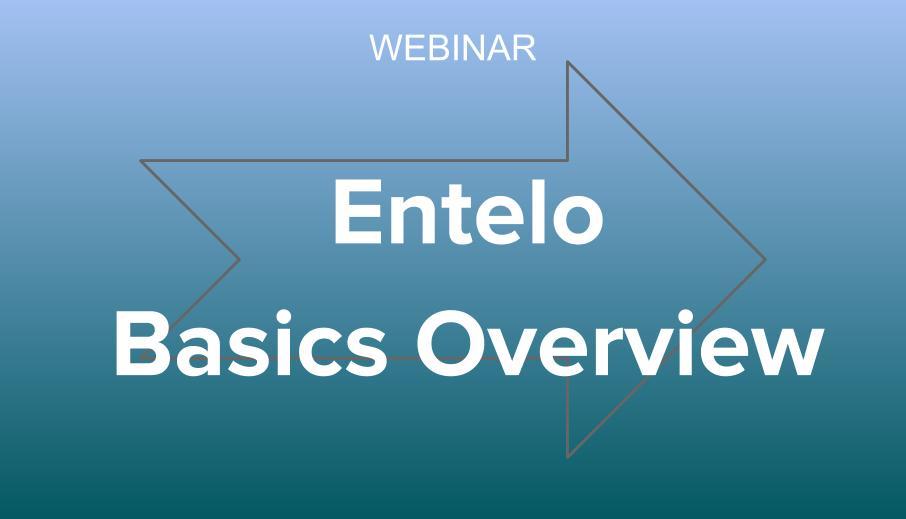 Entelo Basics Overview