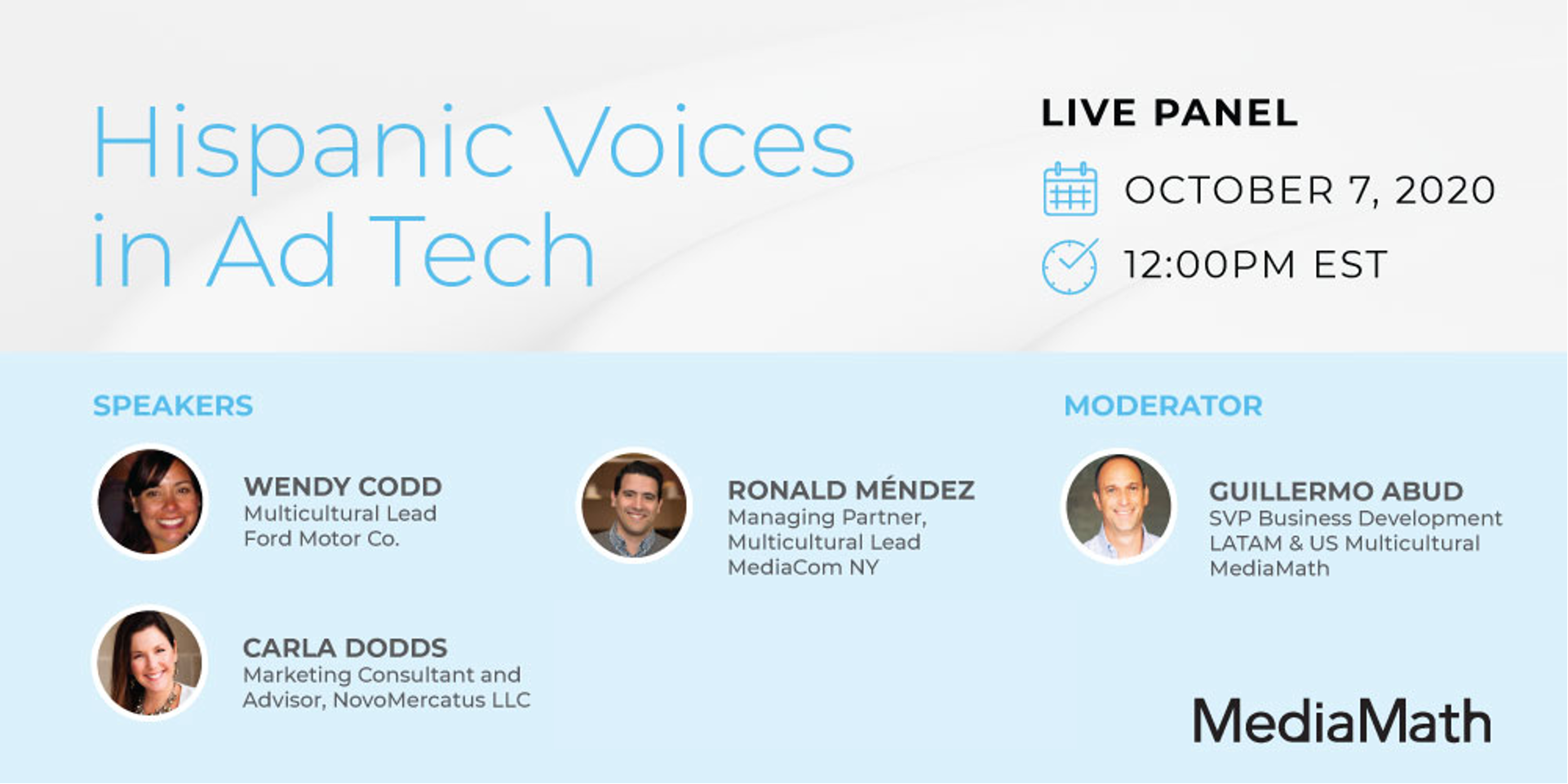 Hispanic Voices in Ad Tech