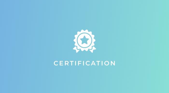 Duda Certified in Web Design