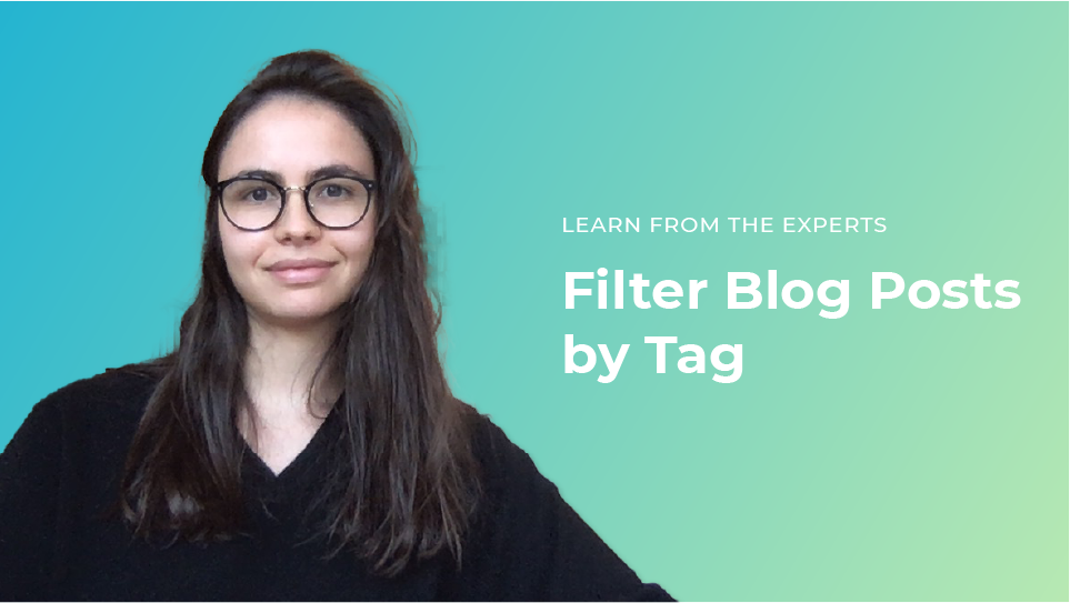 Filter Blog Posts by Tags