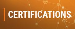 CorrigoPro Support Certification