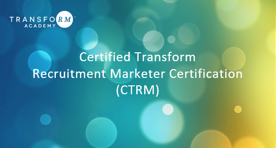 Transform CTRM Certification (cost test)