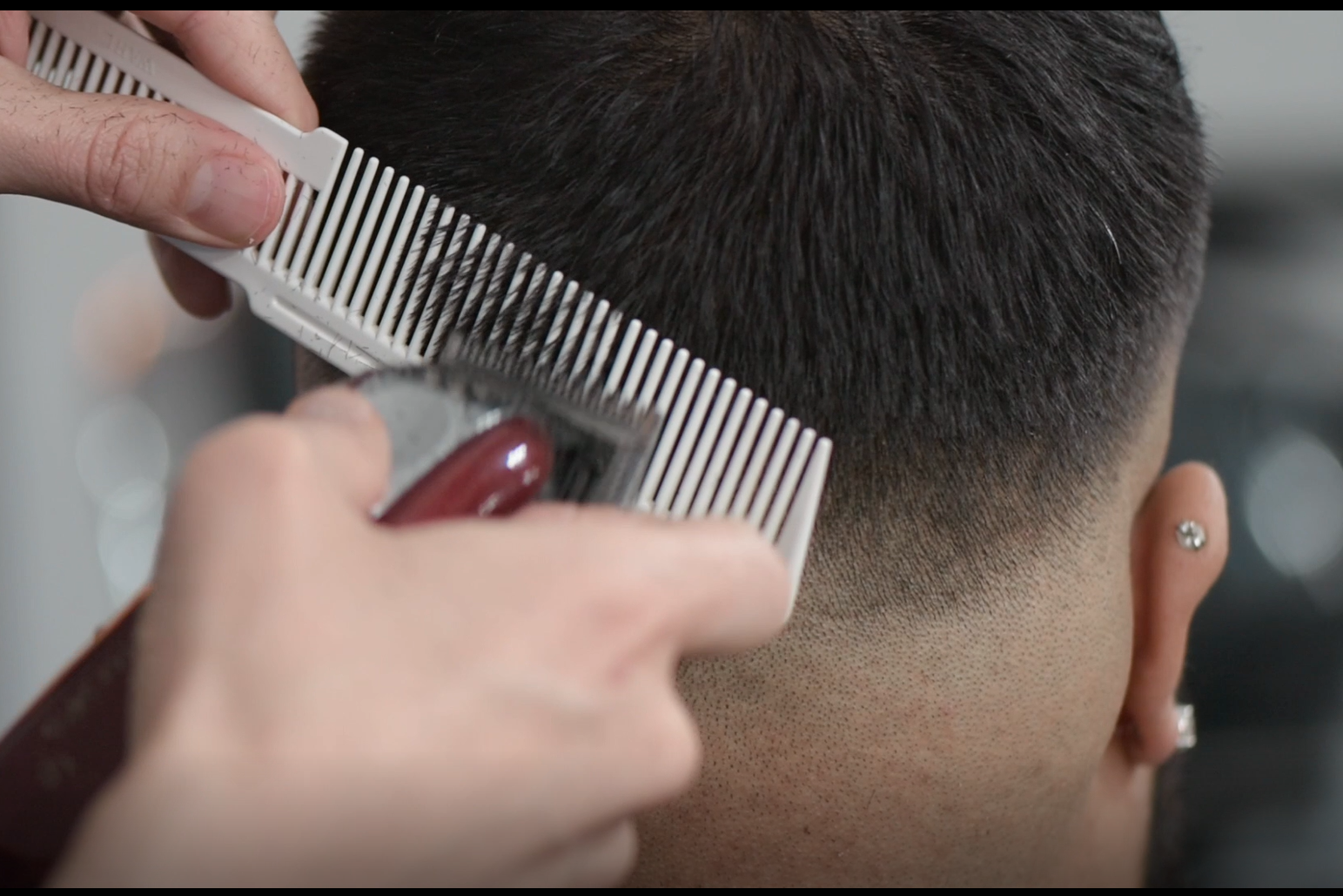 THE UNCONVENTIONAL FADE - FEATURING MIGUEL ROSAS - WAHL ARTIST