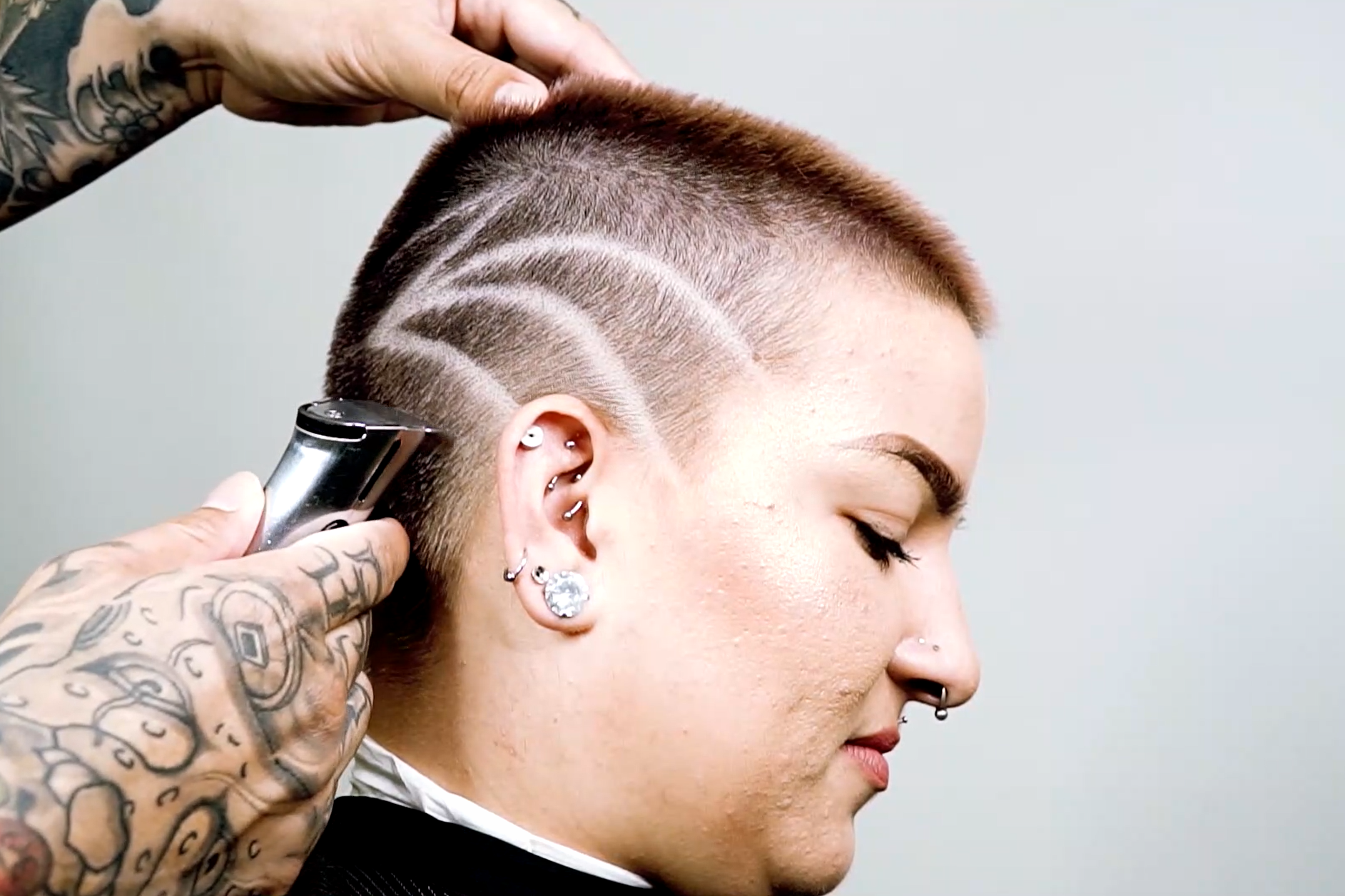 FREESTYLE DESIGN WITH BURST FADE - FEATURING KEVIN NGUYEN - WAHL ARTIST