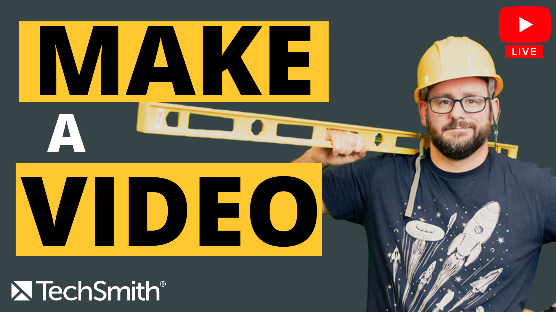 How to Make Your First Video (Beginner's Guide)
