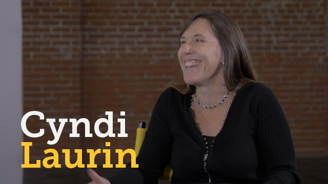 Cyndi Laurin - Full TLDC Interview