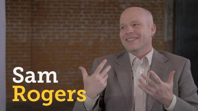 Sam Rogers- Full TLDC Interview
