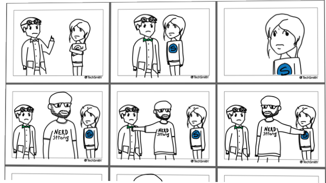 Basics: Creating & Using Storyboards