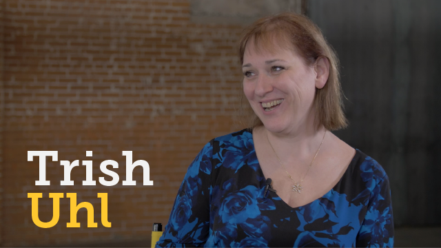 Trish Uhl - Full TLDC Interview