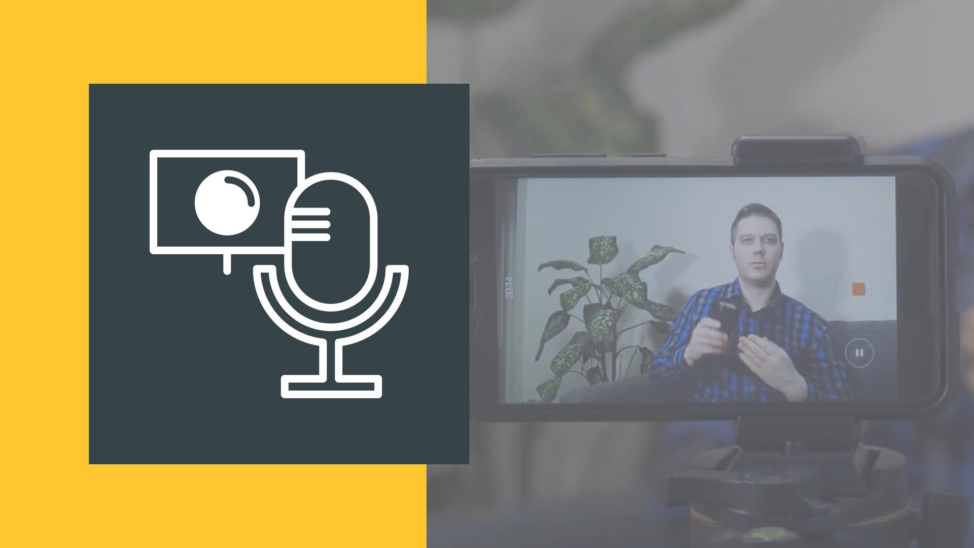 Screen Recording Basics: Recording Audio & Web Camera