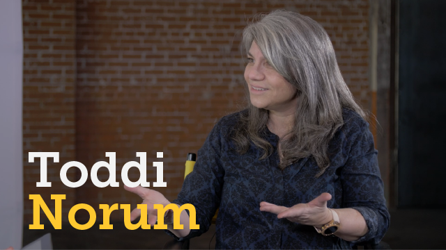 Toddi Norum - Full TLDC Interview