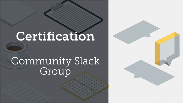 Certification Community