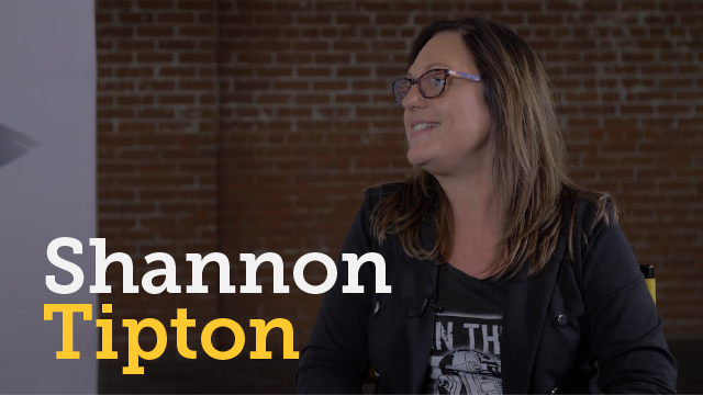 Shannon Tipton - Full TLDC Interview