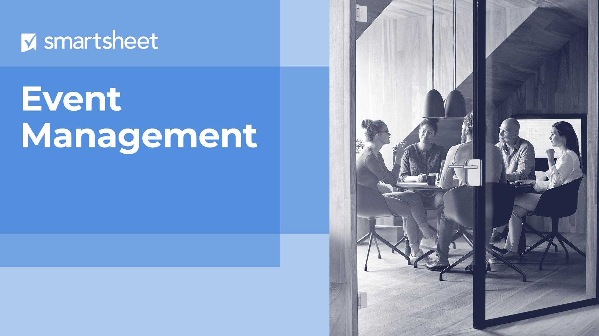 Event Management for Marketing