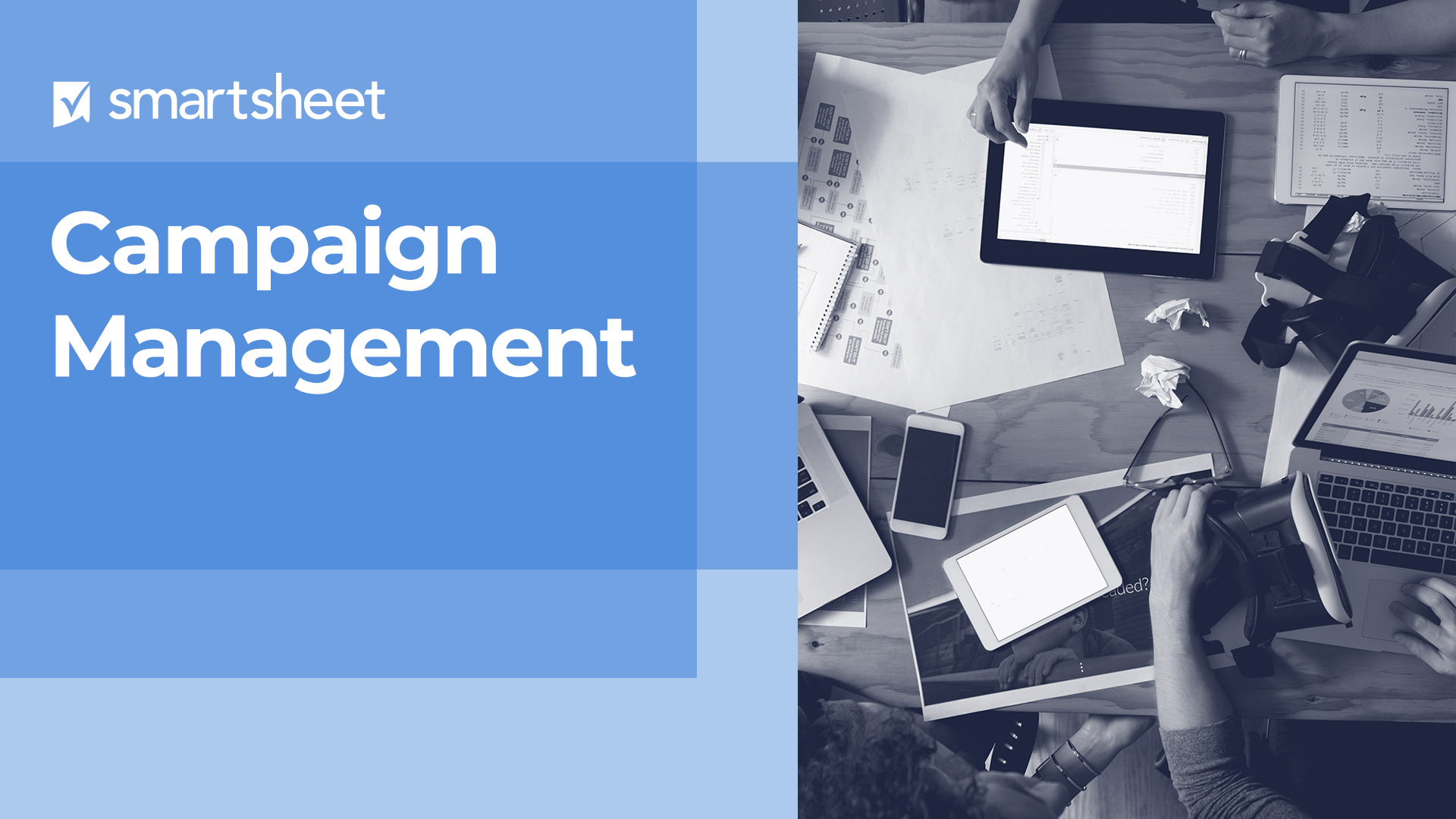 Campaign Management for Marketing