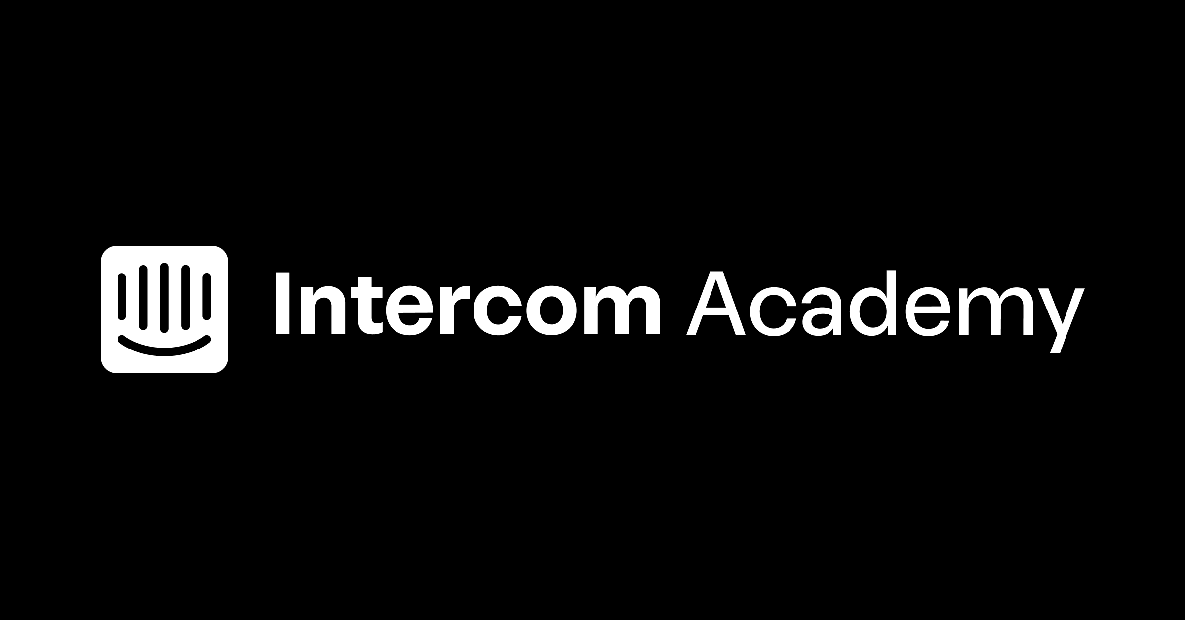 Intercom Academy