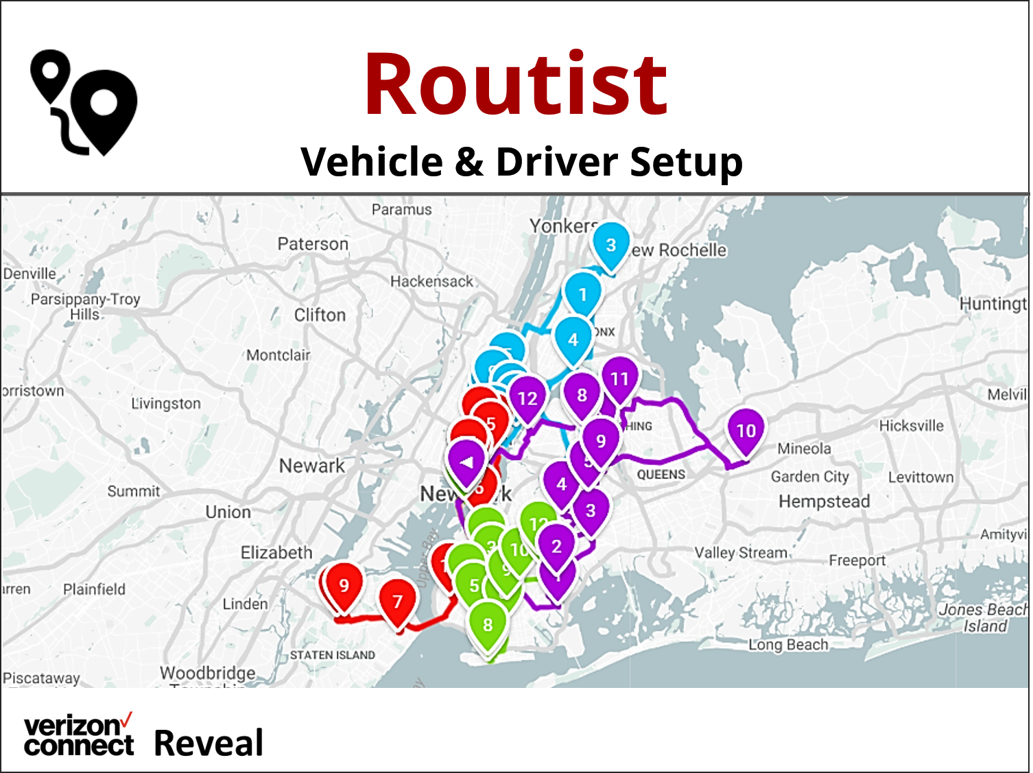 Routist - Vehicle and Driver Setup eTutorial