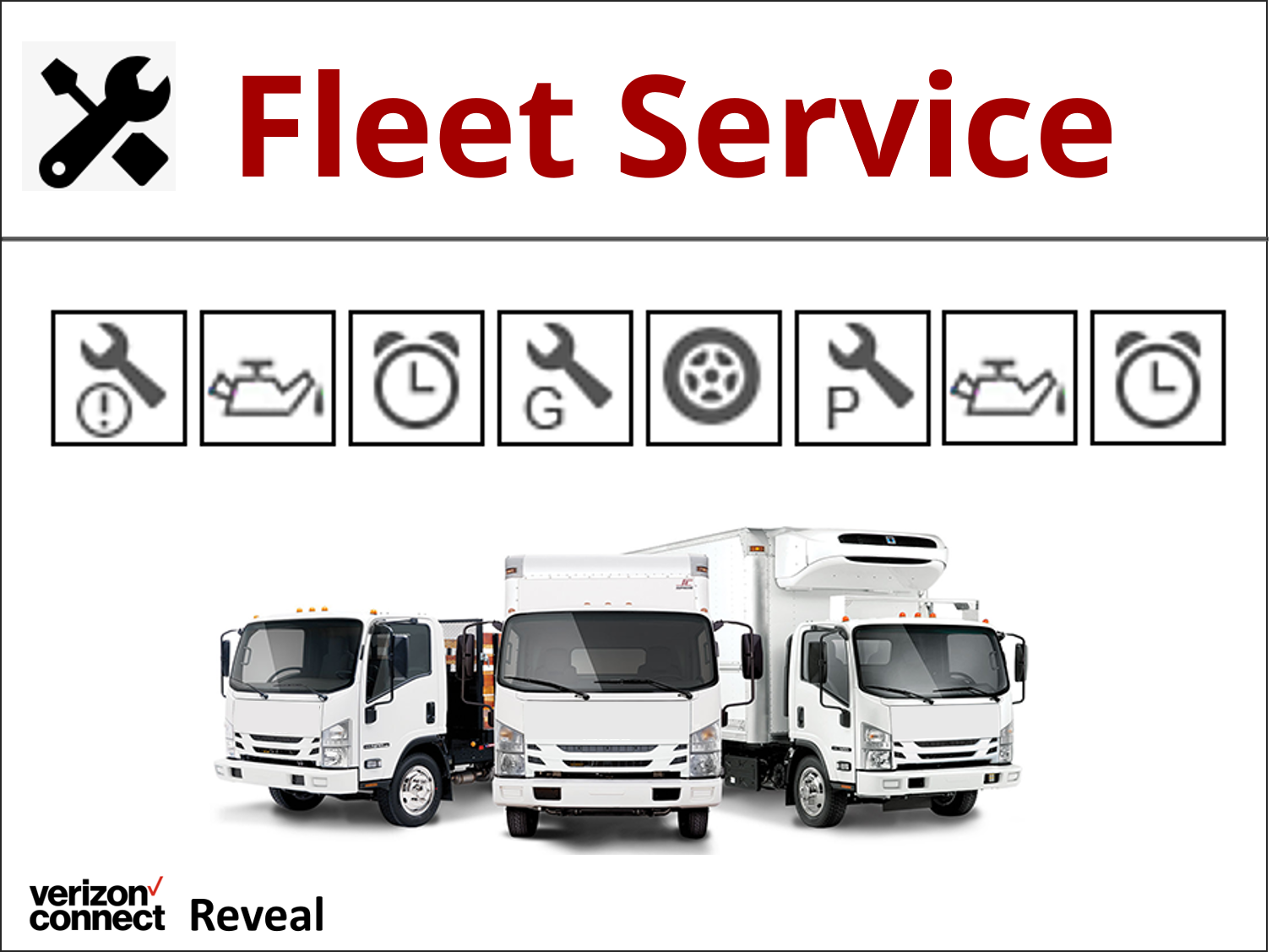 Reveal Fleet Service eTutorial