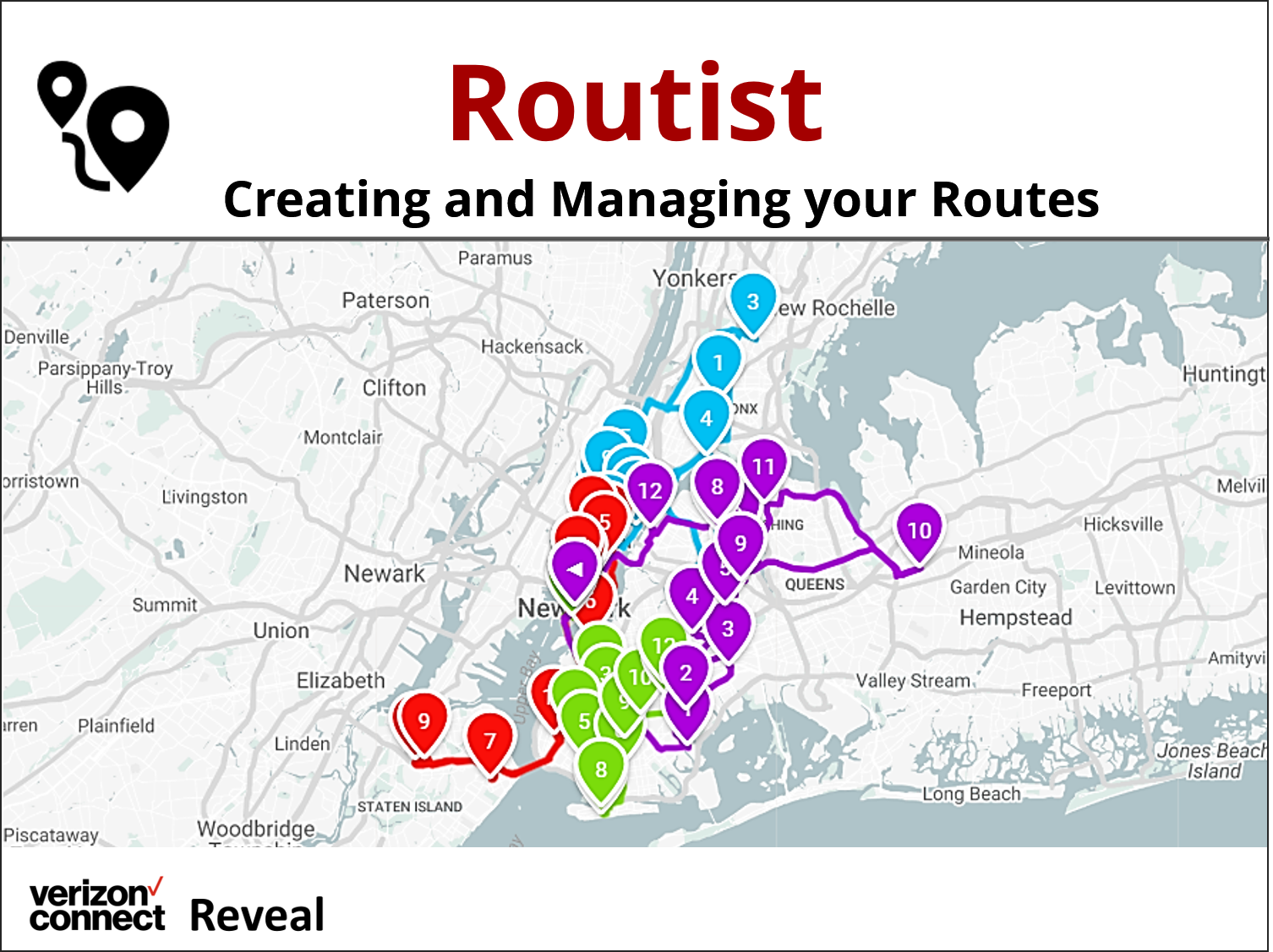 Routist - Creating & Managing Your Routes eTutorial